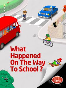 eBook - What Happened On The Way To School?